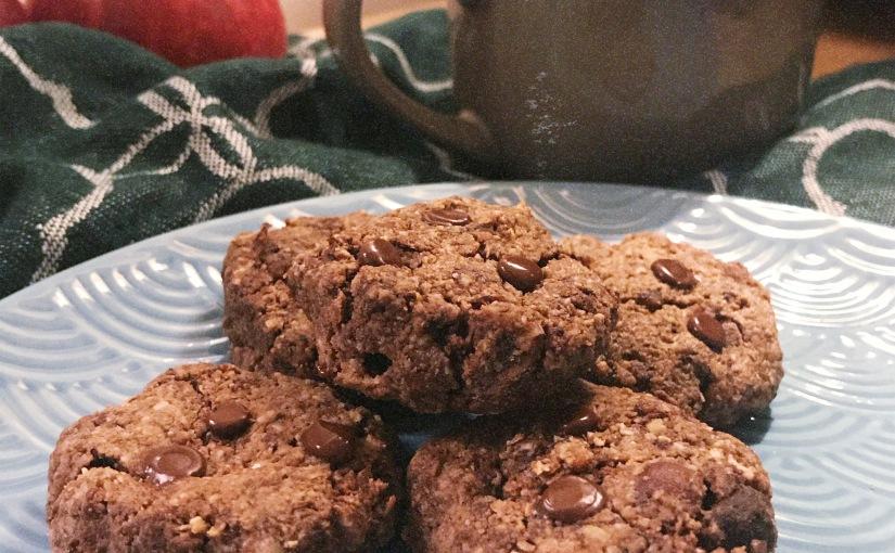 Cookies chocolat vegan & glutenfree